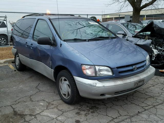 2000 TOYOTA SIENNA LE 3.0L