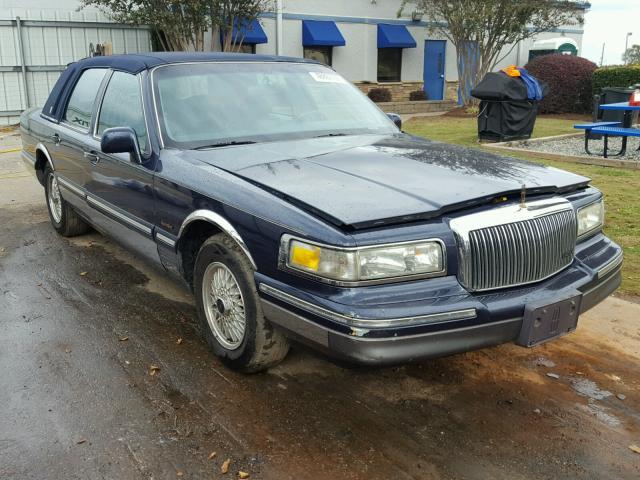 1997 LINCOLN TOWN CAR S 4.6L