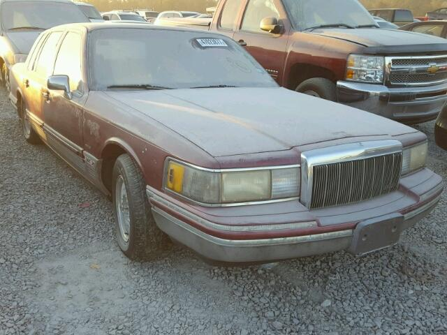 1992 LINCOLN TOWN CAR S 4.6L