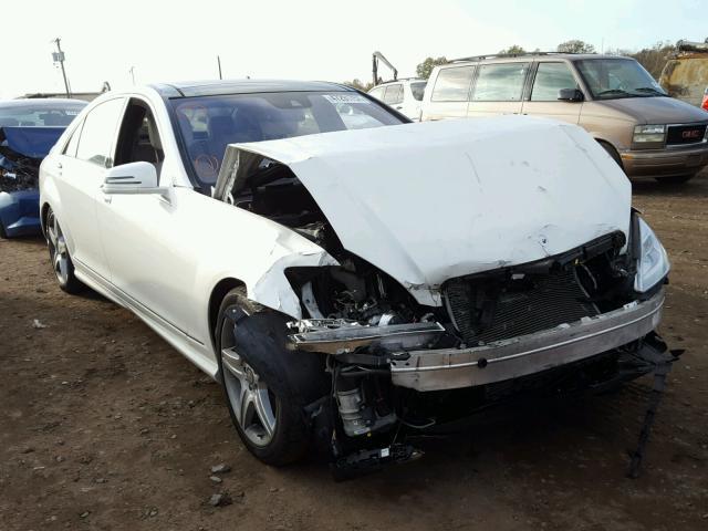 2010 MERCEDES-BENZ S 550 4MAT 5.5L