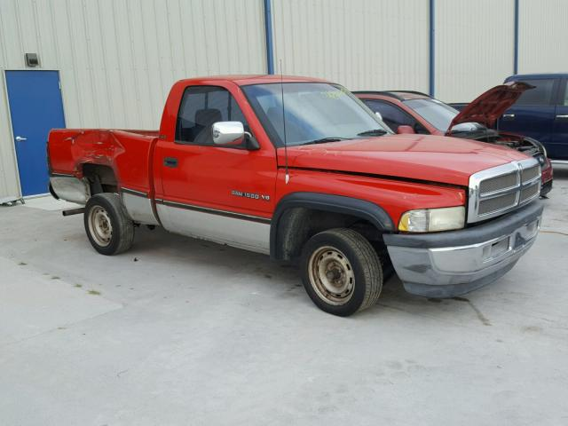 Auto Auction Ended On Vin 1b7hc16z2ss178117 1995 Dodge Ram 1500 In Fl Orlando North