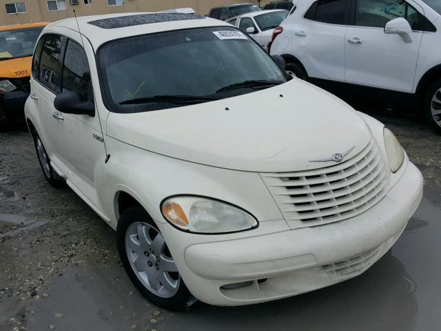 2005 CHRYSLER PT CRUISER 2.4L