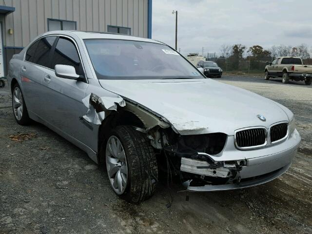 2003 BMW 745 I 4.4L