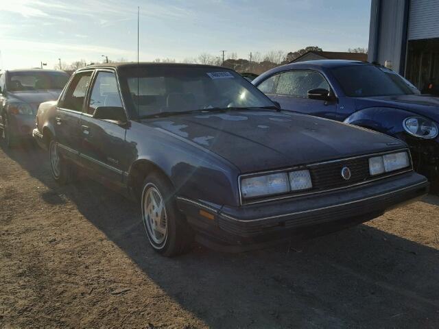 1989 PONTIAC 6000 LE 2.8L