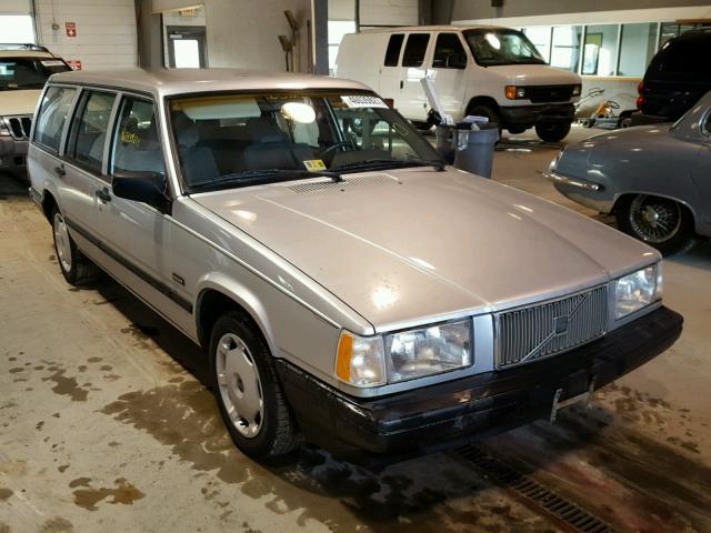 1992 VOLVO 740 2.3L