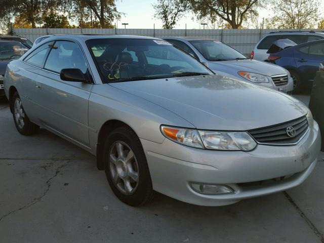 2003 TOYOTA CAMRY SOLA 3.0L