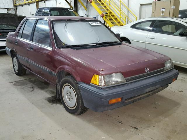 1987 honda civic 1 5 for sale nv reno salvage cars. Black Bedroom Furniture Sets. Home Design Ideas