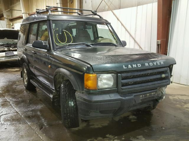2002 LAND ROVER DISCOVERY 4.0L