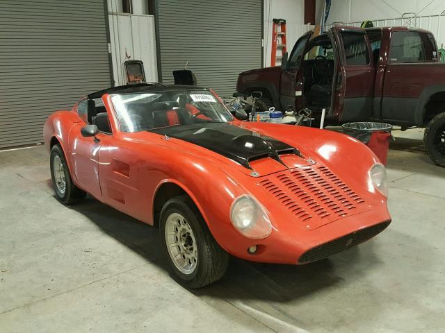 Auto Auction Ended On VIN SNMVMNT ASTON MARTIN MAR In MT - 1967 aston martin