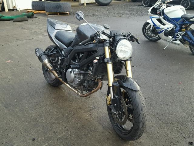 2008 SUZUKI SV650 2