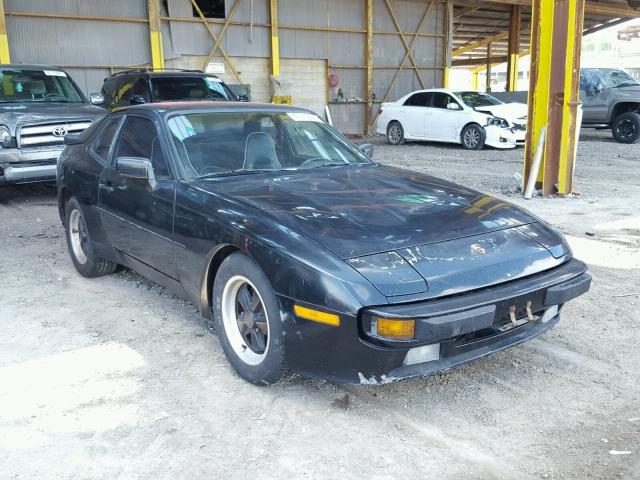 1985 PORSCHE 944 2.5L