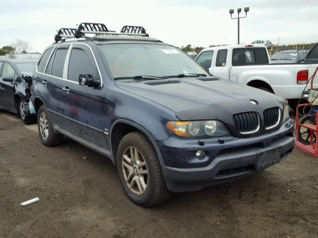2004 BMW X5 3.0I 3.0L