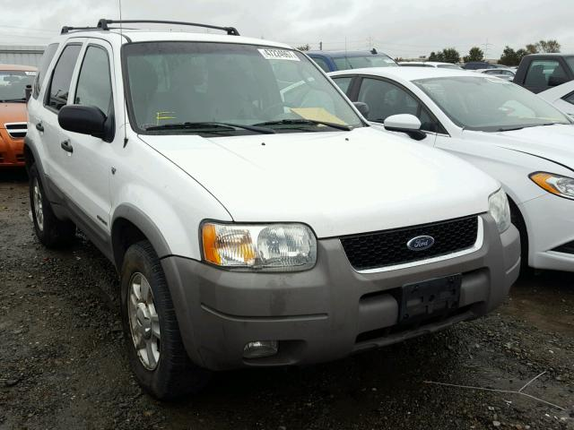 2002 FORD ESCAPE XLT 3.0L