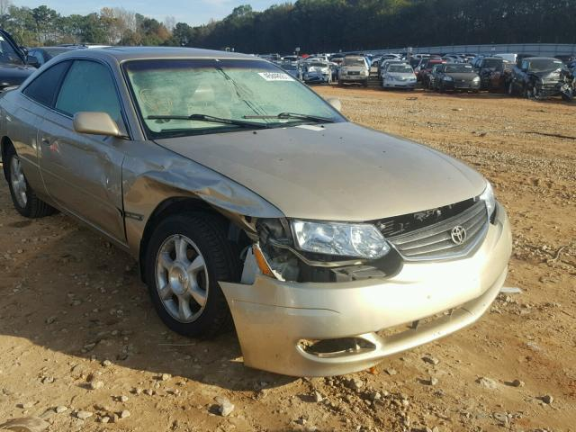 2002 TOYOTA CAMRY SOLA 3.0L