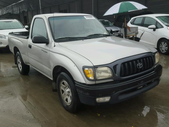 2004 TOYOTA TACOMA 2.4L