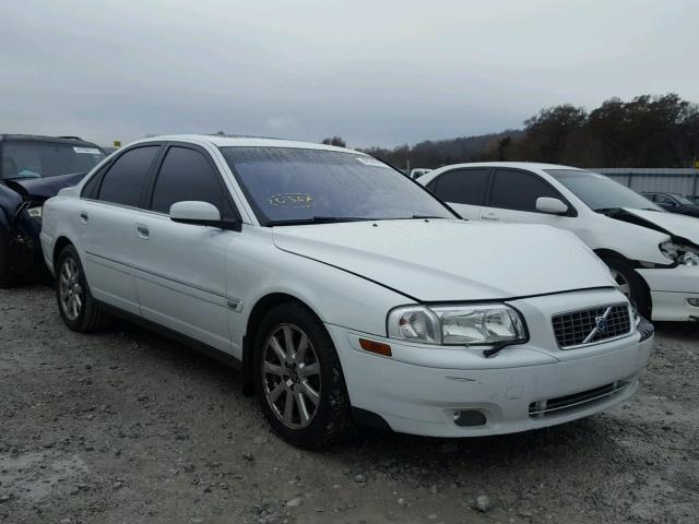 2005 VOLVO S80 2.5T 2.5L