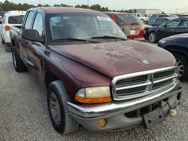 2001 DODGE DAKOTA 5.9L