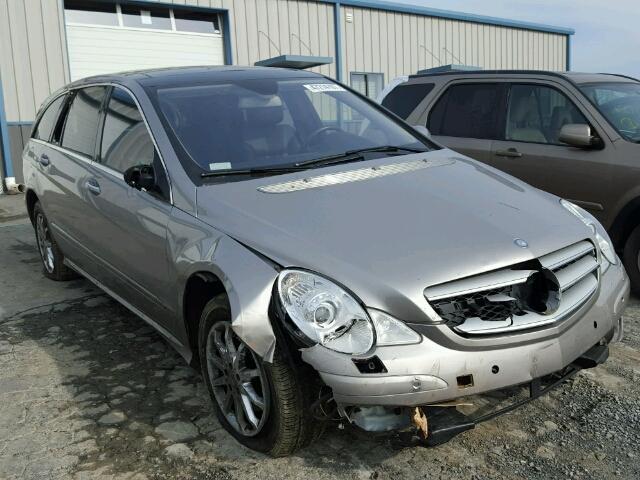 2007 MERCEDES-BENZ R500 5.0L