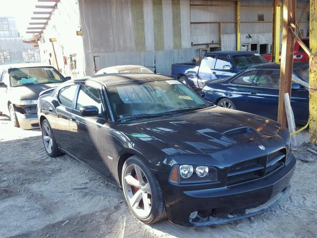 2008 DODGE CHARGER SRT 8