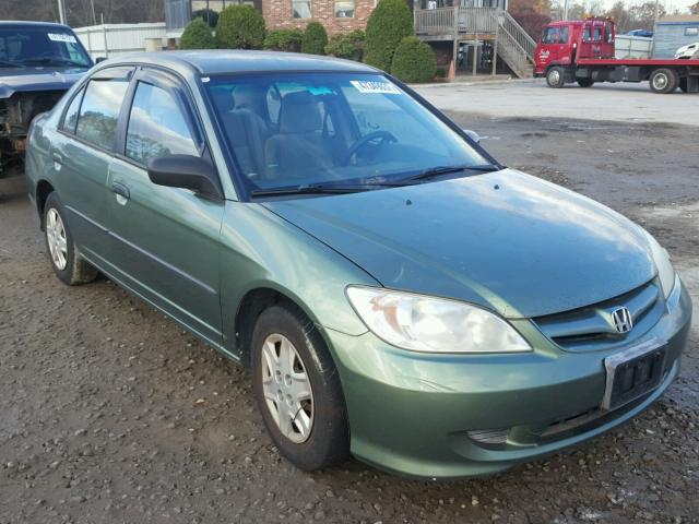 2004 HONDA CIVIC DX V 1.7L