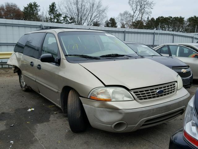 2001 FORD WINDSTAR L 3.8L