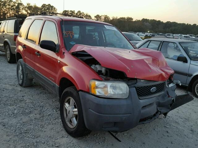 2001 FORD ESCAPE XLS 3.0L