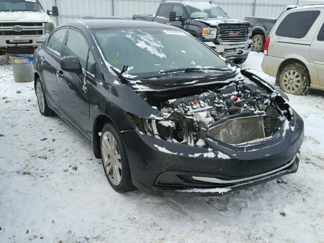 2013 HONDA CIVIC DX 1.8L