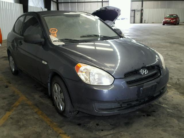 2007 HYUNDAI ACCENT GS 1.6L