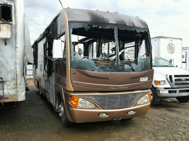 2005 WORKHORSE CUSTOM CHASSIS MOTORHOME CHASSIS W22 For Sale