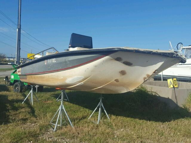 Salvage 1990 Other MARINE LOT for sale