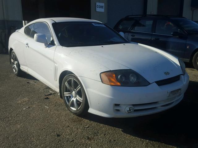 2003 HYUNDAI TIBURON GT 2.7L