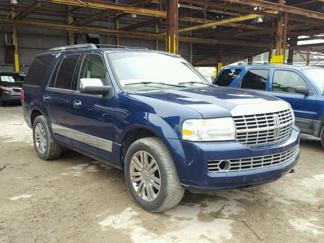 Auto Auction Ended on VIN: 5LMFU275X7LJ00104 2007 LINCOLN NAVIGATOR ...