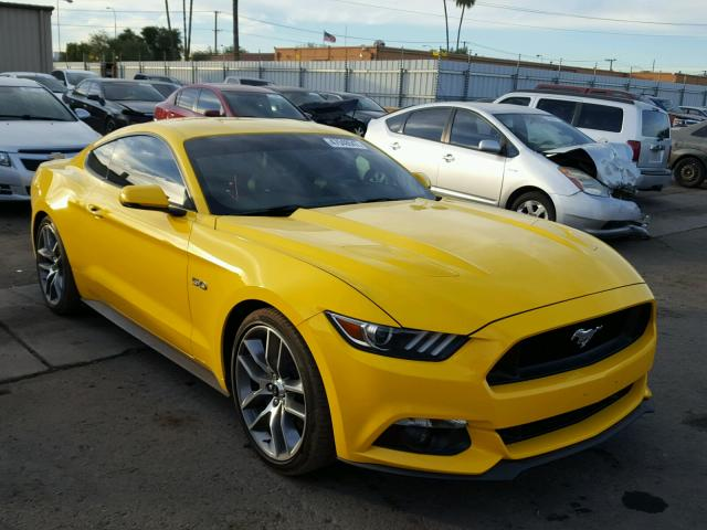 2015 FORD MUSTANG 5.0L