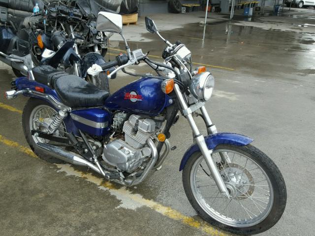 2003 HONDA CMX250 C 2