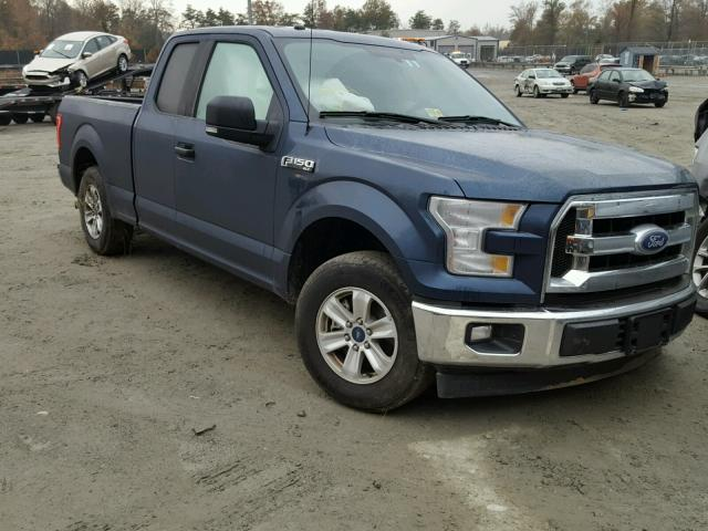 2017 ford f150 super cab for sale dc washington dc salvage cars copart usa. Black Bedroom Furniture Sets. Home Design Ideas