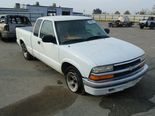 1999 CHEVROLET S TRUCK S1 4.3L