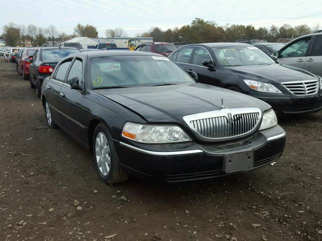 2003 LINCOLN TOWN CAR E 4.6L