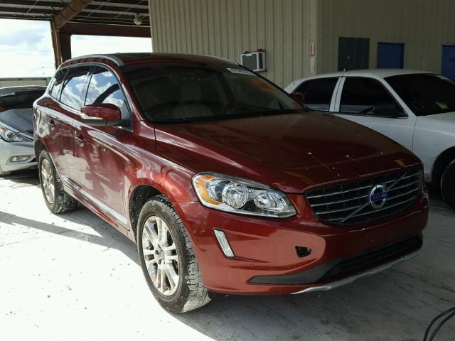 2015 volvo xc60 t5 for sale fl miami south salvage cars copart usa. Black Bedroom Furniture Sets. Home Design Ideas
