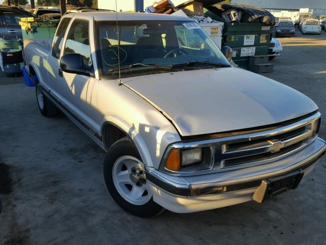 1997 CHEVROLET S TRUCK S1 2.2L