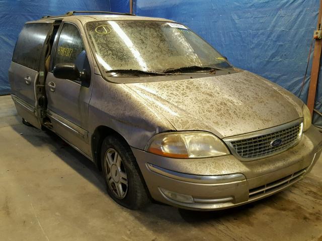2002 FORD WINDSTAR S 3.8L