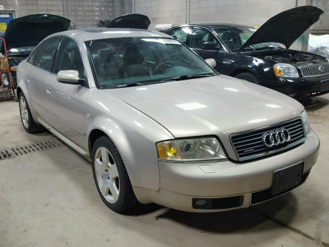 2001 AUDI A6 4.2 QUA 4.2L