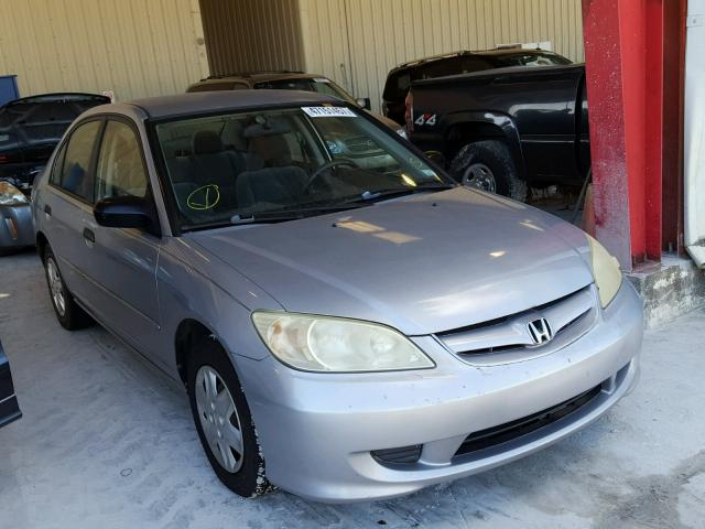 2005 HONDA CIVIC DX 1.7L