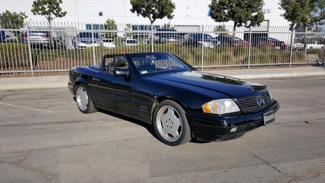 1998 MERCEDES-BENZ SL 600 6.0L
