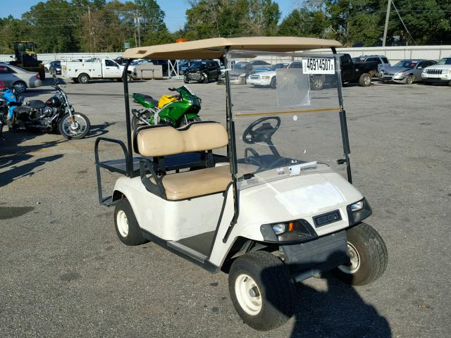Auto Auction Ended On Vin 14557010 2000 Ezgo Golf Cart In Al Mobile