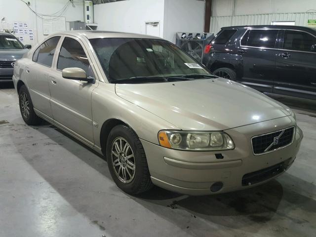 2005 VOLVO S60 2.4L