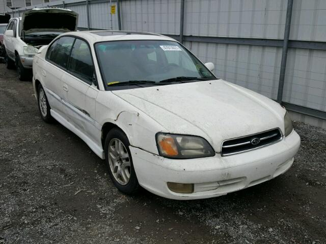 2000 subaru legacy gt limited for sale pa york haven salvage cars copart usa. Black Bedroom Furniture Sets. Home Design Ideas