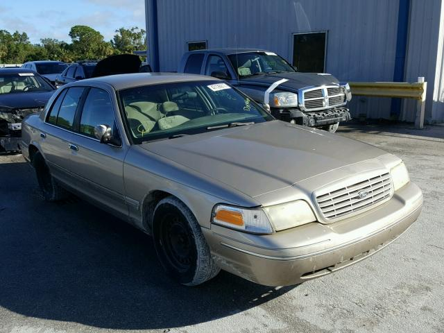 1999 FORD CROWN VICT 4.6L
