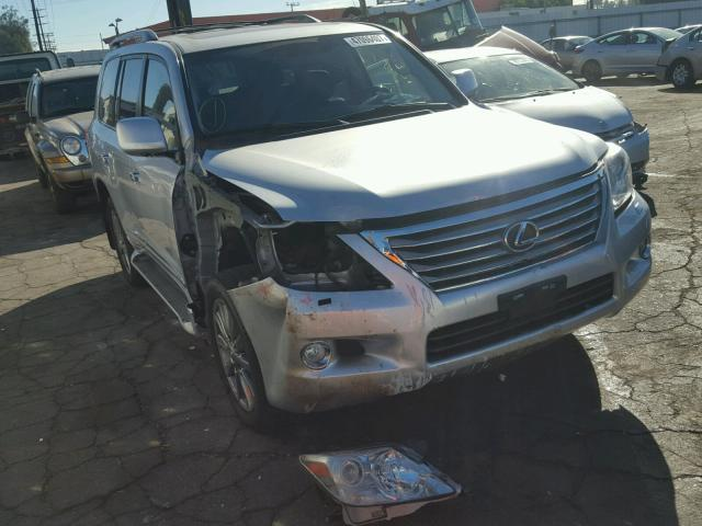 2011 LEXUS LX 570 For Sale | CA - VAN NUYS - Salvage Cars