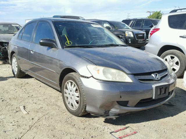 2005 HONDA CIVIC LX 1.7L