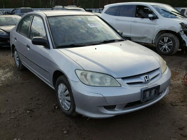 2004 HONDA CIVIC DX 1.7L